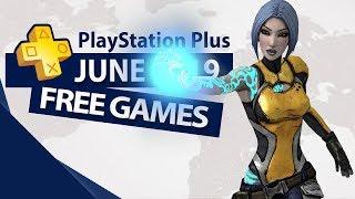 PlayStation Plus (PS+) June 2019