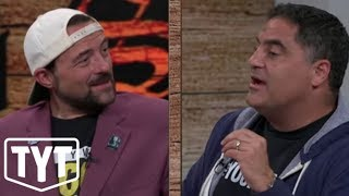 When Cenk Yelled at Kevin Smith