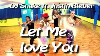 Let Me Love You - Dj Snake & Justin Bieber ft Saer Jose (Cool Down)