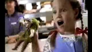 """Burger King """"Hunchback of Notre Dame"""" Commercial (1996)"""
