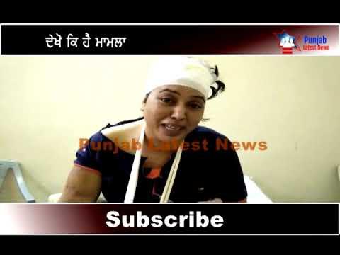 Xxx Mp4 Attack On Leader Tapa Mandi BIBI JASWINDER KAUR SAIR GIIL Must Watch 3gp Sex