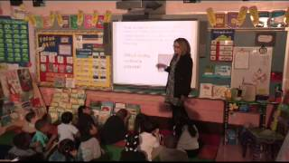 Inside The Classroom - Cramer School 1st Grade