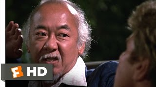 The Karate Kid Part II - No Mercy Scene (1/10) | Movieclips