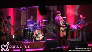 MOCHA GIRLS with ICE Band live @ Hard Rock Café, Makati - First Love