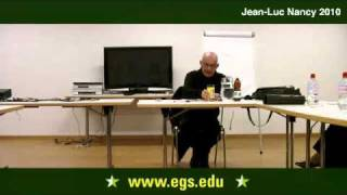 Jean-Luc Nancy. The Mystery of God and Man. 2010.