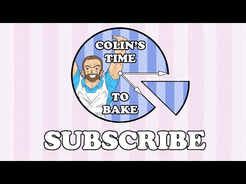Welcome to Colin's Time to Bake
