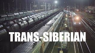 Russia VLOG2 // Trans-Siberian! [4k]