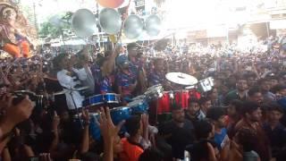 Chinchpokli chintamani agman- lalbaug beats 2016