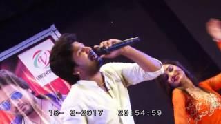 Ritesh Pandey Bhojpuri Songs Stage Show - Top Bhojpuri Program 2016