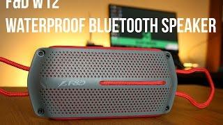 F&D W12 Waterproof Bluetooth Speaker Review