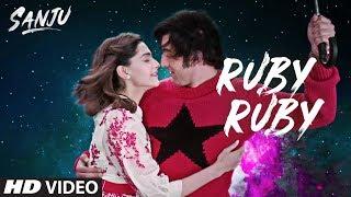 Ruby Ruby Video | SANJU | Ranbir Kapoor | A R Rahman | Rajkumar Hirani