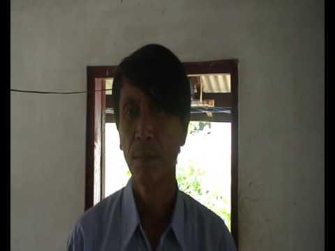Chakma Man From Arakan