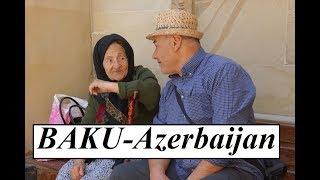 Azerbaijan Baku (Old city-Walking tour)  Part 7