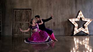 Is Pal | Kathak Bollywood Fusion | Kumar Sharma | Svetlana Tulasi