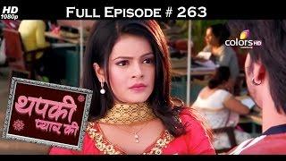 Thapki Pyar Ki - 25th March 2016 - थपकी प्यार की - Full Episode (HD)