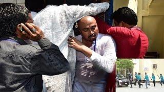 শিল্পী সমিতির নির্বাচন চলা কালিন দুই গ্রুপের সংঘর্ষ । BFDC Election 2017 | Bangla News Today