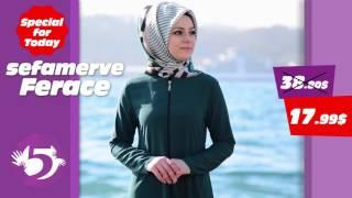 5th Anniversary - Sefamerve Abaya Only $17.99