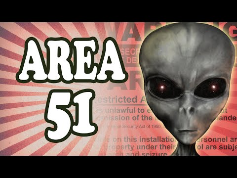 Why Do People Think There are Aliens in Area 51