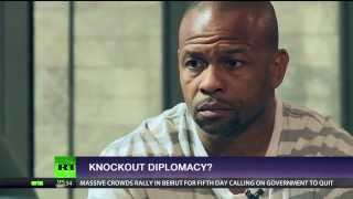 US & Russia should strive to improve each other, not fight for dominance – Ray Jones, boxer