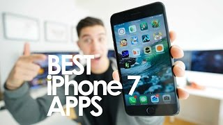What's on my iPhone 7 - BEST APPS March 2017