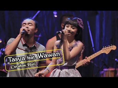 Tasya [DUET ROMANTIS] - Curahan Hati   |   (Official Video)   #music
