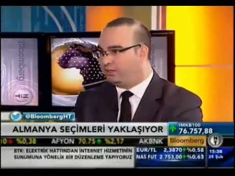 Cenk Sidar BloombergHT Interview (02/25/2013)