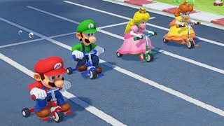 Super Mario Party - All Free-For-All Minigames