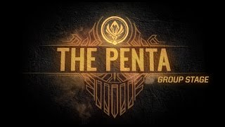 The Penta - 2017 MSI Group Stage