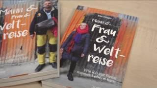 """""""Mann und Frau und Weltreise""""- Das Buch zur Vorbereitung einer Weltreise/ TV Beitrag"""