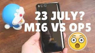 Xiaomi Mi 6 India Launch on July 23? Oneplus 5 vs Xiaomi Mi 6 : Battle of Affordable Flagships