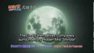 Naruto Shippuden Episode 345 official Preview