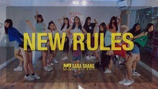 Dua Lipa - New Rules / Choreography by Sara Shang (SELF-WORTH)