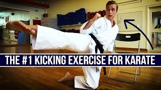 The #1 Karate Kick Exercise (Try This!)
