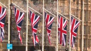 الحكومة البريطانية تؤيد مسودة اتفاق الخروج من الاتحاد الأوروبي
