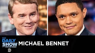 Michael Bennet - Running to Overcome a Broken Washington in 2020 | The Daily Show