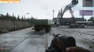 ESCAPE FROM TARKOV (half way max all traders)-----chunkie