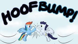 [MLP Comic Dub] Hoof Bumps (comedy)