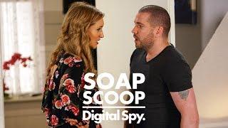 Coronation Street spoilers - Aidan and Maria's affair is exposed