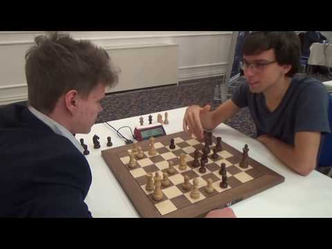 Xxx Mp4 GM Vladislav Artemiev Petkidis Anthony Blitz Chess English Opening 3gp Sex