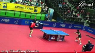 2011 Austrian Open (ms-f) MA Long - ZHANG Jike (private recording) [Full Match Short Form]