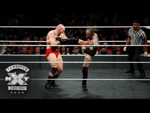 Xxx Mp4 Aleister Black Drops The Massive Lars Sullivan With Black Mass NXT TakeOver Chicago II 3gp Sex