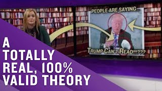 A Totally Real, 100% Valid Theory | Full Frontal with Samantha Bee | TBS