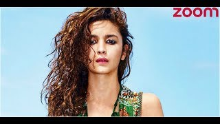 Alia Bhatt Reacts On Her Link Up Rumours | Bollywood News