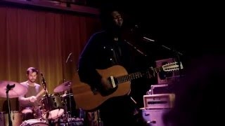 Michael Kiwanuka - Love & Hate (new song) - People's Place Amsterdam