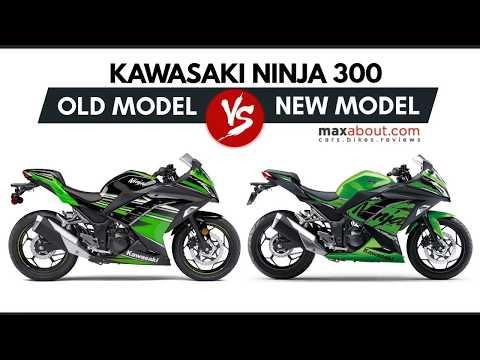 Xxx Mp4 Kawasaki Ninja 300 Old Model Vs New Model 3gp Sex