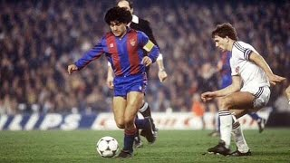Diego Maradona ● FC Barcelona ||HD|| 22 Years Old ►Already The GOAT◄