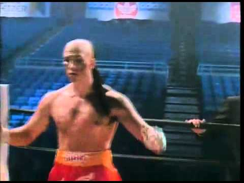 Brutal Muay Thai (Tong Po) VS American Kickboxing.mp4