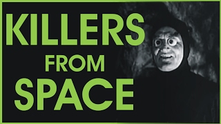 Killers from Space (a.k.a. The Man Who Saved the Earth) 1954 - starring Peter Graves