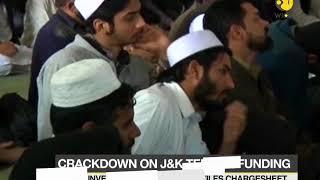 Kashmir terror funding probe