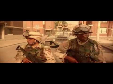 American soldiers un dia en irak. DOBLADO EN ESPAÑA